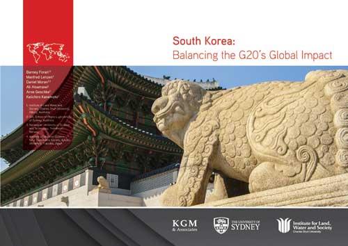 South Korea Global Impacts