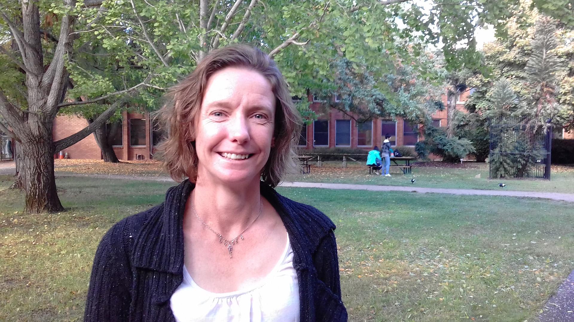 Dr Jennifer Ticehurst