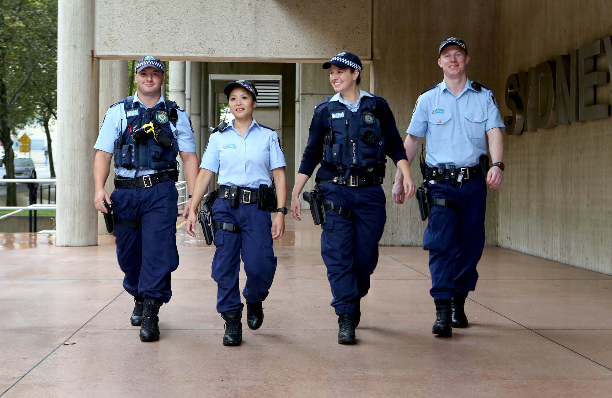 Bachelor of Policing and Public Safety