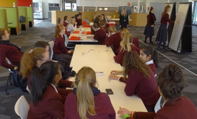 Charles Sturt hosts 'Power of Engineering' for future female engineers