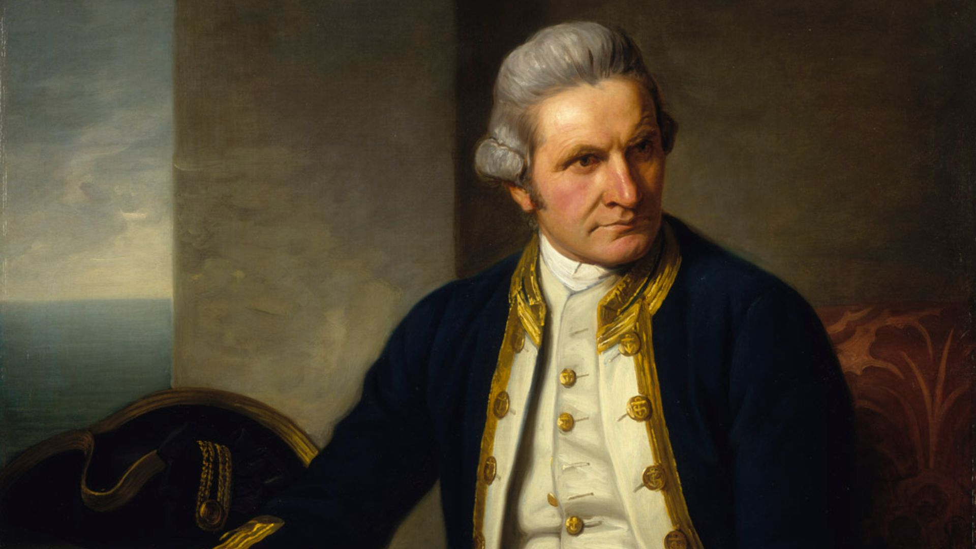 Massive gulf between ship and shore when remembering Captain Cook
