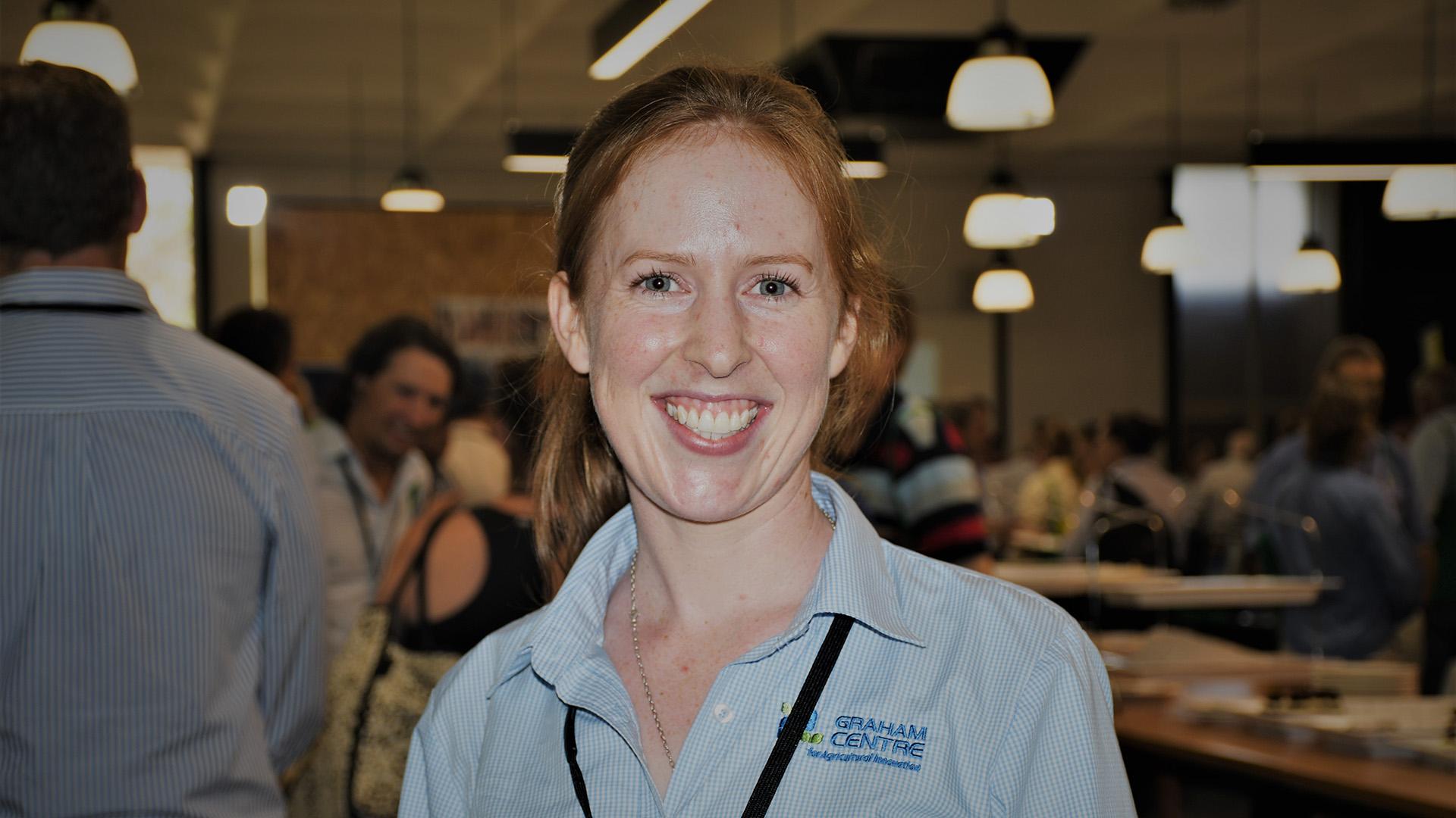 Anne Maree Farley, photo courtesy GRDC Toni Somes