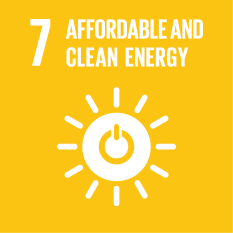 Goal 7 - Affordable and clean energy