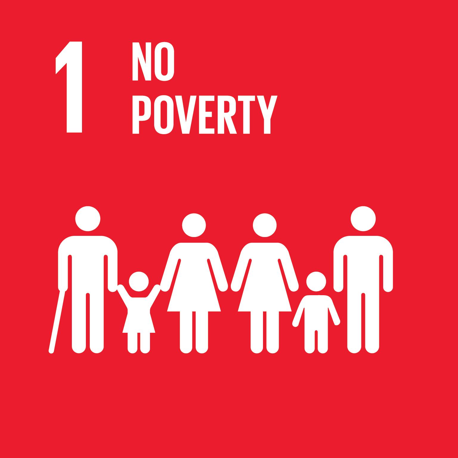 Goal 1 No Poverty