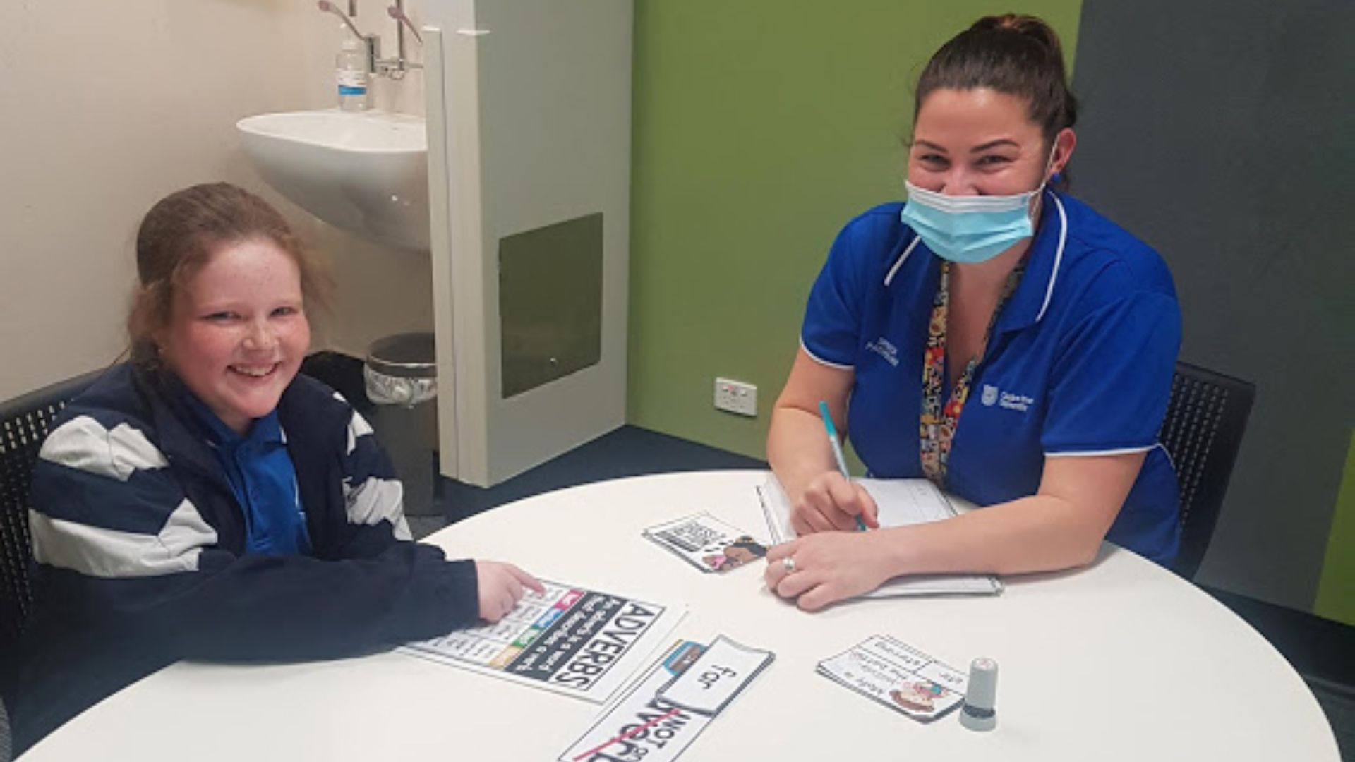 'Communicating with Confidence' at Charles Sturt University Speech Pathology Clinic is the priority