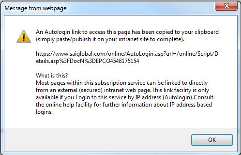 screen sample of the Internet Explorer dialogue box