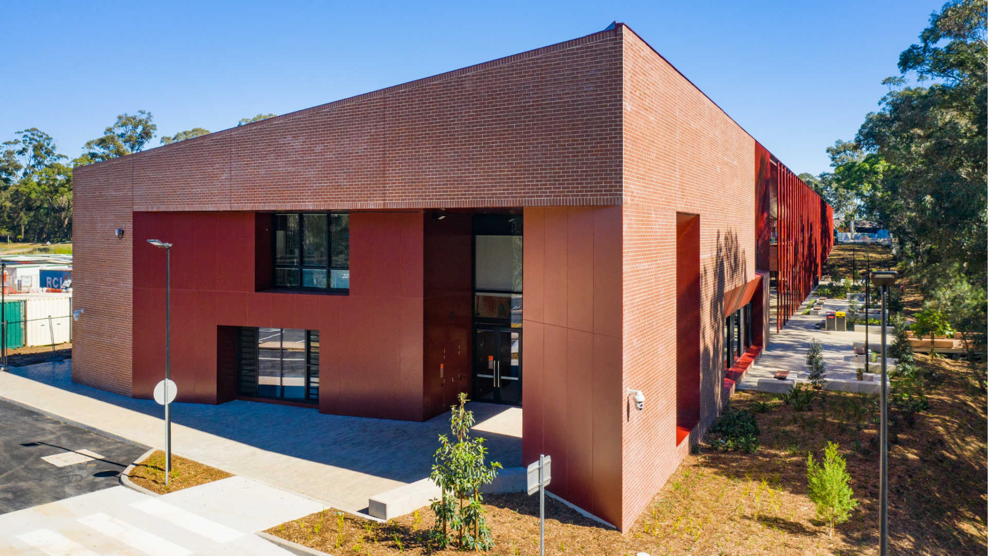 Stage 2a of Charles Sturt University in Port Macquarie is open