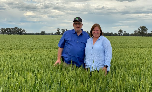 Charles Sturt partners with manufacturers and growers to tackle greenhouse gas emissions on-farm
