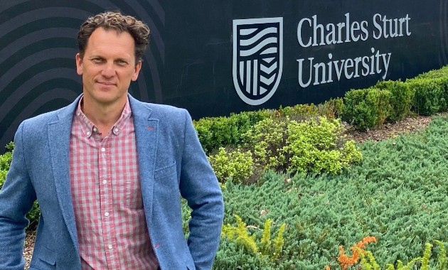 Charles Sturt signs MoU with Hartpury University in UK