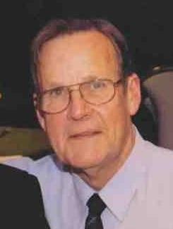 Portrait of Rev Mark Thomas