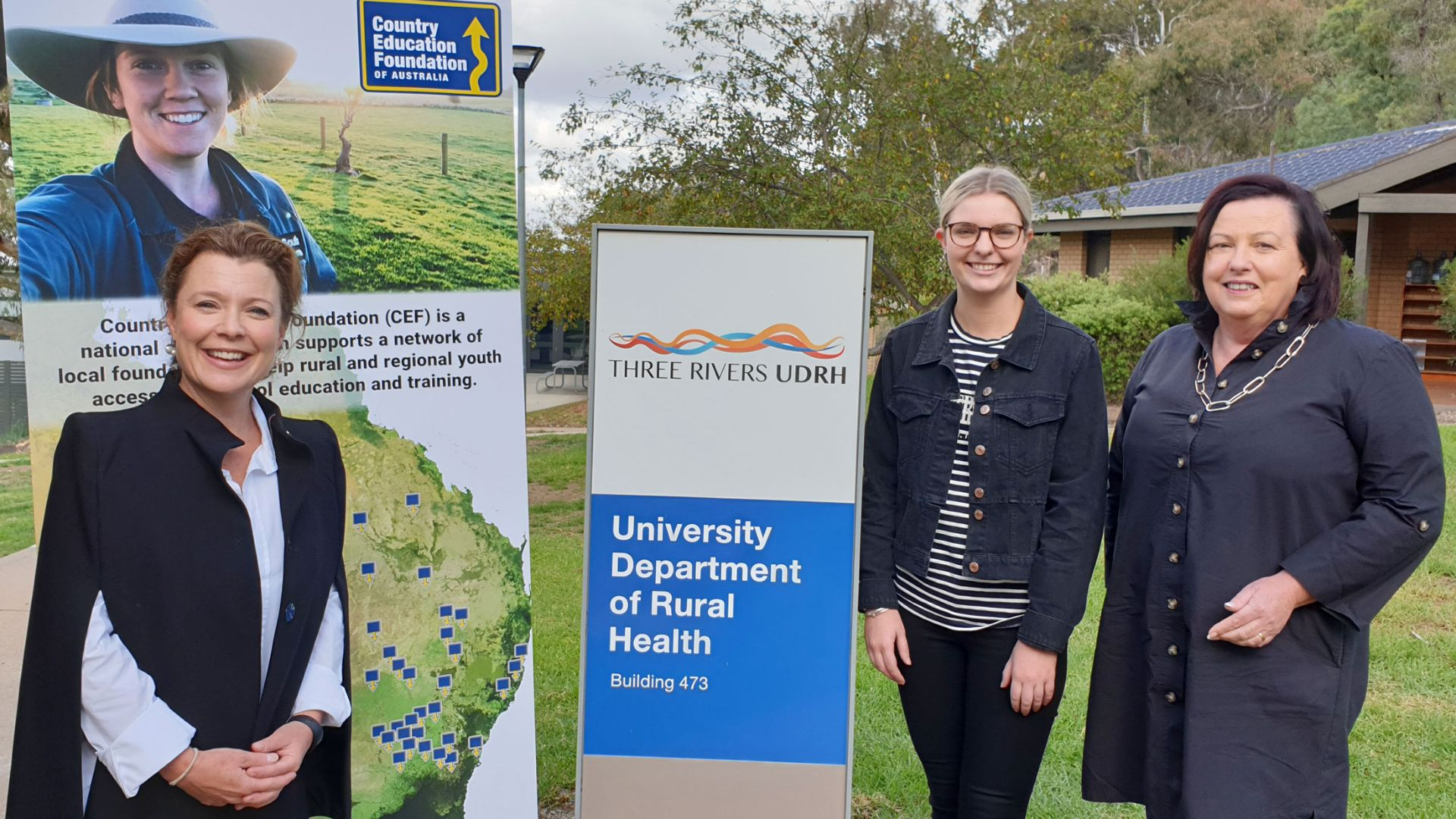 Scholarships awarded to rural health students