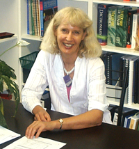 CSU Bathurst's new Professor, Dr Jennifer Sumsion