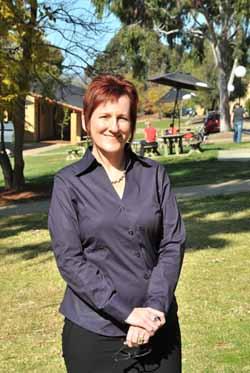 Professor of Information Studies at CSU Lisa Given.
