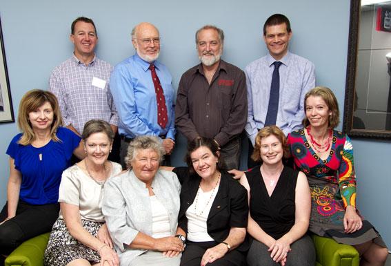 ILWS Advisory Board 2013