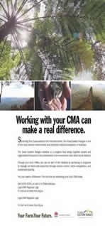 Campaign Poster - working with your CMA