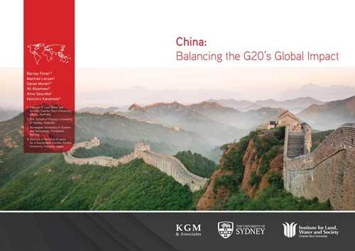 China Global Impact