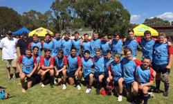 CSU Western NSW team