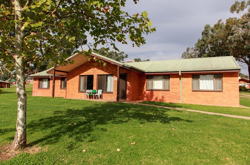 Wagga Wagga self catered cottage