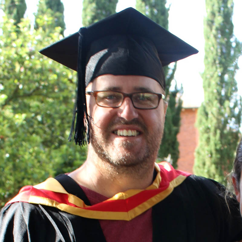 Nathan Varley - Bachelor of Environmental Science (with specialisations)