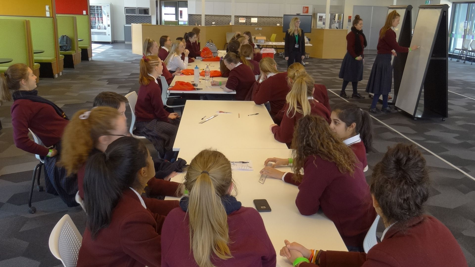 Charles Sturt hosts 'Power of Engineering' for future female engineers