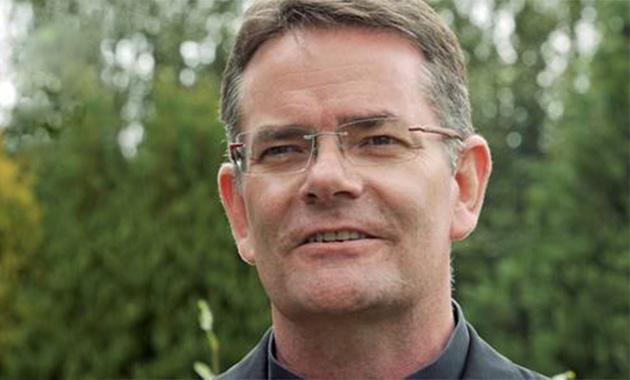 Fr Dr Richard Leonard SJ