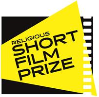 religious film prize logo