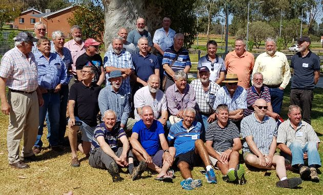 Wagga Wagga alumni reunite 46 years after college graduation