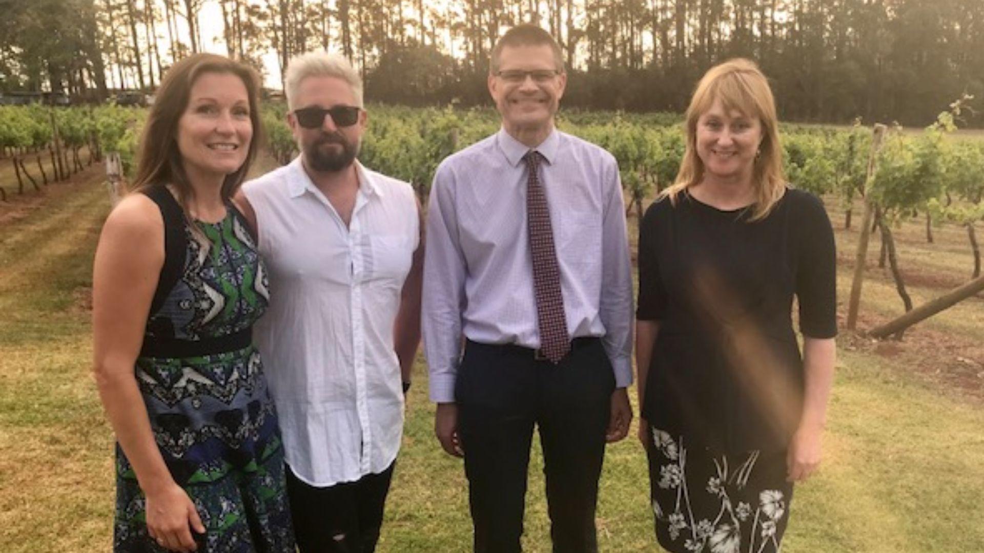Trio of Charles Sturt educators receive World Teachers' Day citations