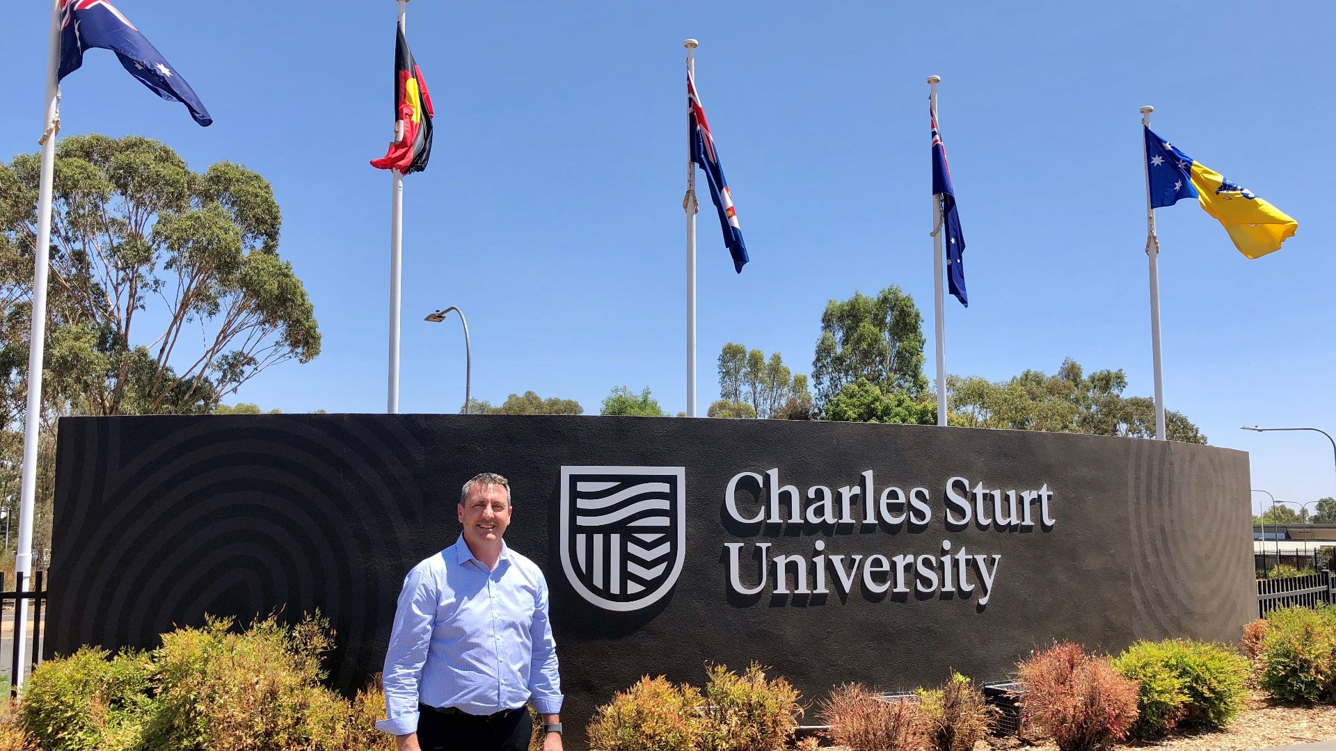 Charles Sturt appoints new Director of External Engagement for Dubbo