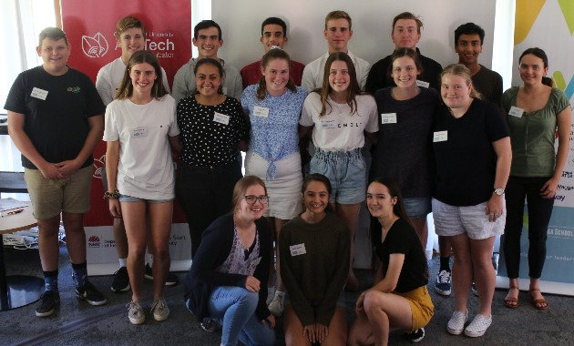 Charles Sturt supports Wagga Wagga's future leaders