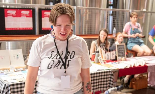 Charles Sturt alumni bring back festival that celebrates creativity and self-publishing