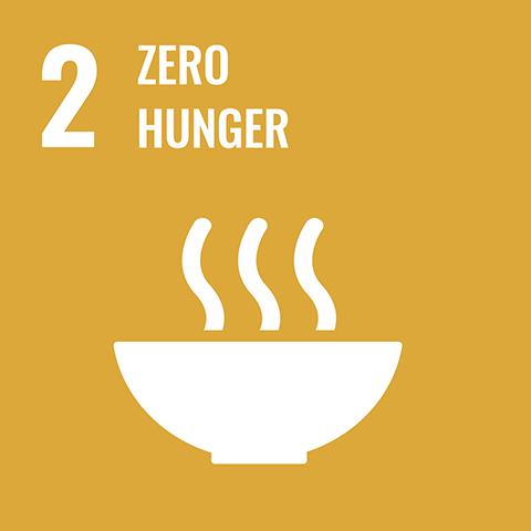 Goal 2 - Zero hunger