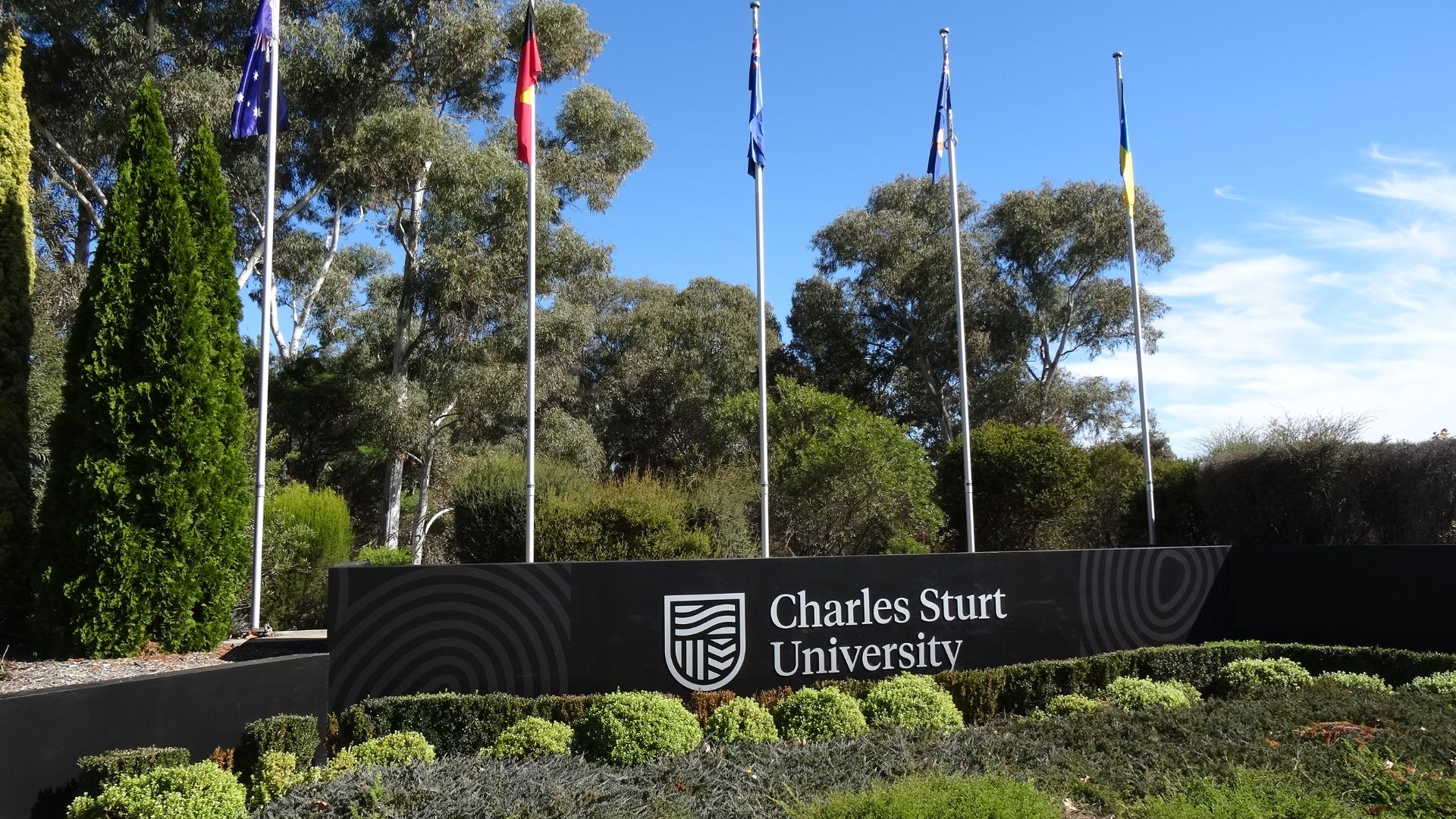Charles Sturt announces plans for economic and academic sustainability