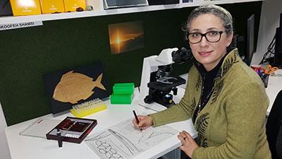 Associate Professor Shokoofeh Shamsi