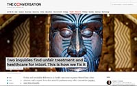 Two inquiries find unfair treatment and healthcare for Maori