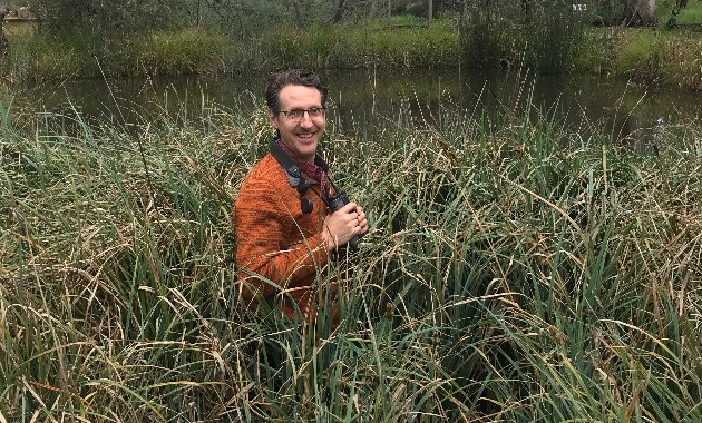 Charles Sturt research receives generous donation to continue work to improve wetlands
