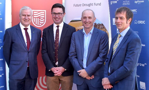Charles Sturt to house $8 million Drought Resilience Adoption and Innovation Hub