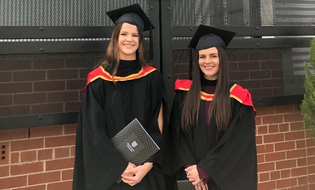 Nursing graduates serving regional NSW