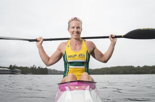 Jo Brigden-Jones – K4 and K2 canoe sprint