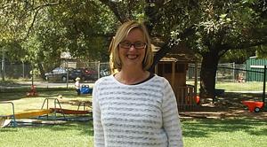 Associate Professor Linda Harrison from the CSU School of Teacher Education in Bathurst
