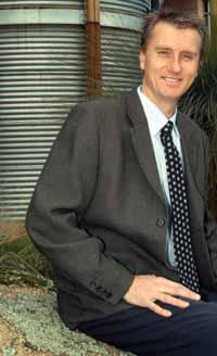 Professor Nick Klomp