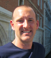 CSU's Mr Joe Acker, senior lecturer in paramedics