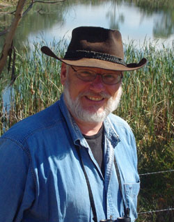 Randy Milton Manager of Wildlife Resources, Dept Natural Resources in Nova Scotia