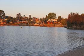 Georges River Sydney