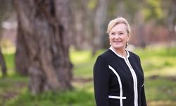 Chancellor-elect Dr Michele Allan