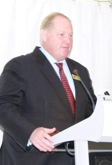 Councillor Andrew Negline