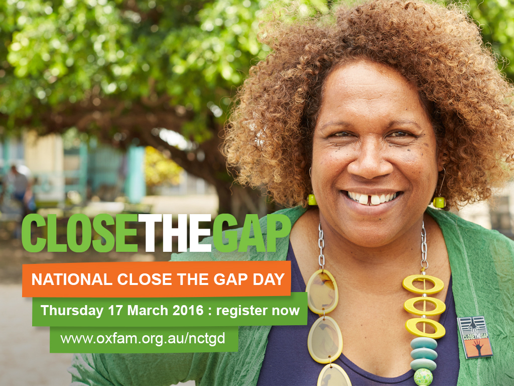 National Close the Gap Day 2016