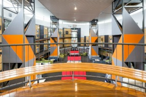 Learning Commons Dubbo