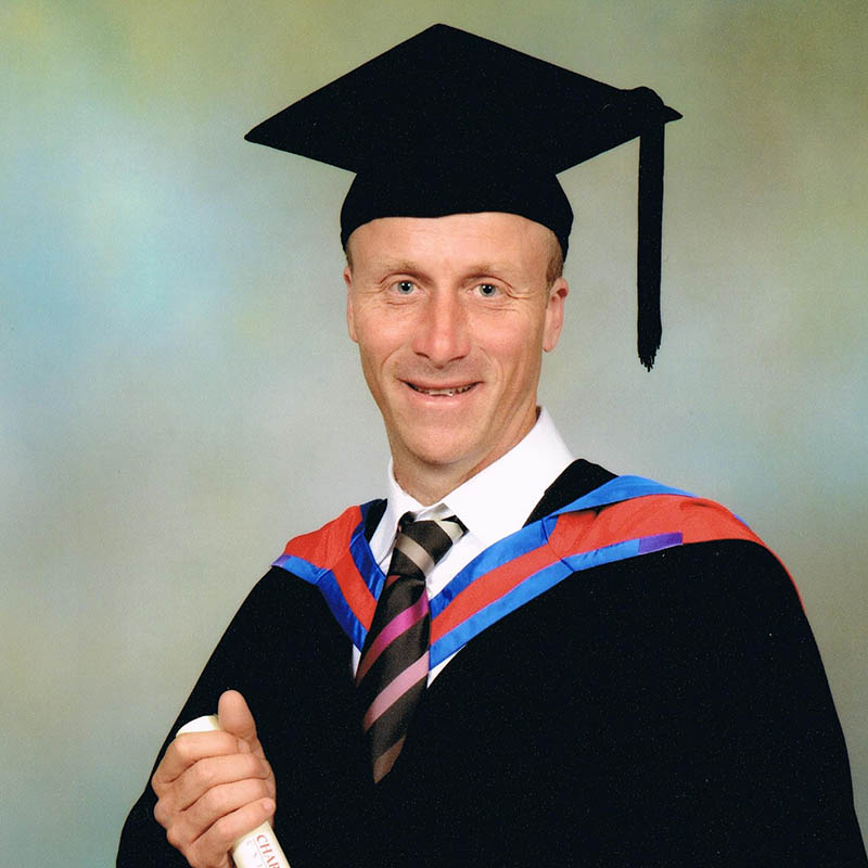 Paul Kew - Graduate Diploma of Mathematics