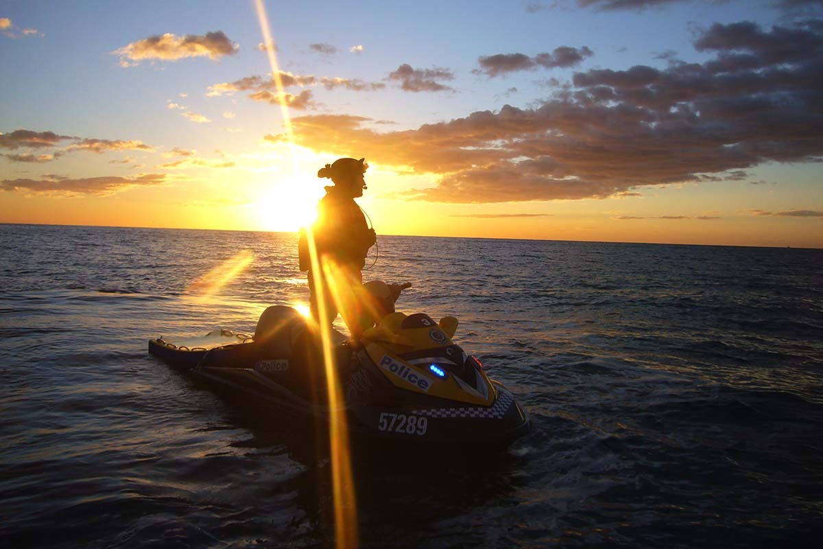 A career in policing can take you almost anywhere and even lead to an exciting career in the water police.